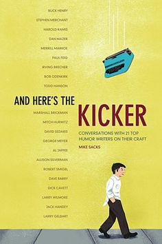 book by comedy writers about comedy writing