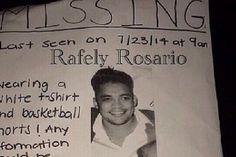 Informando24Horas.com: Familiares del cantante Rafely Rosario lo reportan...