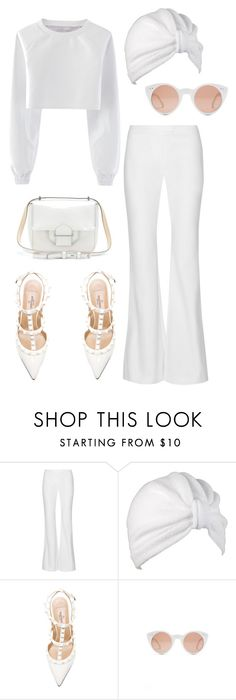 """""""pure as snow"""" by astridlund on Polyvore featuring 10 Crosby Derek Lam, John Lewis, Valentino, VFiles, Spitfire and Reed Krakoff"""