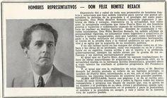 Felix Benitez Rexach.