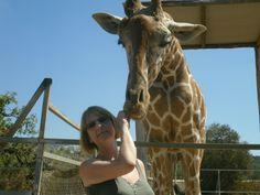 At Paphos Zoo, Cyprus