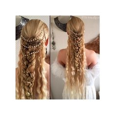 Renaissance Wedding Hairstyles - Based on your venue deal, there could be a few constraints with regards to the sort of decor it is possible to generate or Renaissance Hairstyles, Medieval Hairstyles, Braid Hairstyles, Pretty Hairstyles, Wedding Hairstyles, Fantasy Hairstyles, Hairstyle Ideas, Goddess Hairstyles, Short Hairstyles