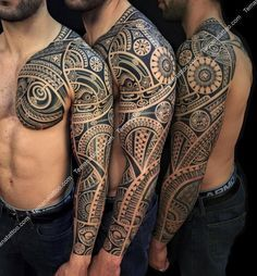 Amazing Samoan Tattoos