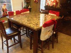 Faux Granite Table Top