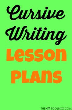 Use these cursive writing lesson plans for ideas on how to teach cursive writing to kids using creative cursive writing tips handwriting activities movement and cursive writing ideas. spelling and handwriting Spelling And Handwriting, Handwriting Activities, Improve Your Handwriting, Improve Handwriting, Cursive Letters, Handwriting Worksheets, Handwriting Practice, Alphabet Letters, Writing Lesson Plans