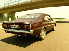 Opel Rekord Coupe 1971 #cars #coches #carros