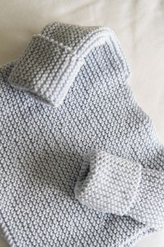 Baby Sweater by Granny knits *Free Pattern