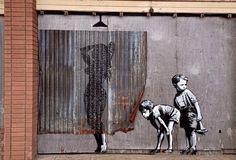Banksy ließ den schrecklichsten Vergnügungspark der Welt bauen - Gesellschaft - derStandard.at › Panorama
