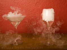 Using Dry Ice For Adding Drama To Your Pictures