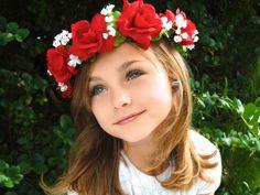 Cute flower crown