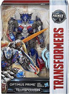 Transformers: The Last Knight: Premier Edition Voyager – Optimus Prime  Hasbro  Transformers, The Last Knight www.detoyboys.nl