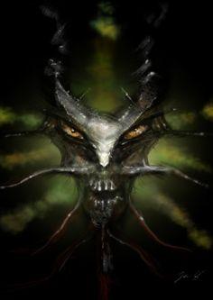 Demon 3 by janbrutal on DeviantArt