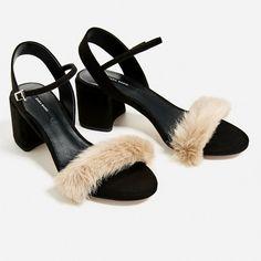 Zapatos Peludos Zara 2