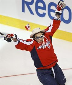 Alex Ovechkin is one goofy dude Hockey Mom, Hockey Teams, Ice Hockey, Hockey Stuff, Stanley Cup Playoffs, Stanley Cup Champions, Alexander Ovechkin, Capitals Hockey, Alex Ovechkin