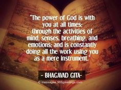 bhagwat gita quotes - Google Search