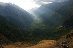Valle de Pineta, La Balle Berde. PN Ordesa y Monte Perdido