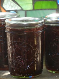 Put a Lid On It-Mixed Berry jam (strawberry, blueberry, blackberry, raspberry)