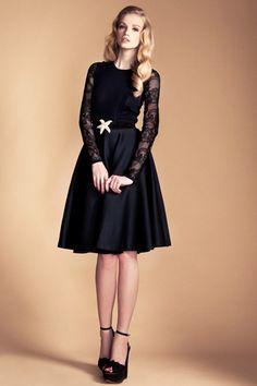 Resort 2013, Designer: Temperley Longon, Model: Diana Farkhullina