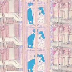 Full ver. GRAFOLIO #일러스트#illust#illustrator#イラスト #少年#少女 #lovely#girl#boy #salgoo#salgoolulu#살구 #杏#アンズ #seoul #스토리픽#storypic #나의순결한행성… Art And Illustration, Illustrations, Character Illustration, Anime Kunst, Anime Art, Wattpad, Anime Couples Manga, Korean Art, Couple Art