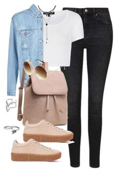 """""""Untitled #5173"""" by angela379 ❤ liked on Polyvore featuring Topshop, New Look, Forever 21, Edge of Ember and Jewel Exclusive"""