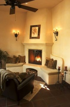 Fireplace Fireplace Pinterest Plaster Fireplaces And Stucco
