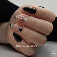 The Most Popular Nail Shapes – NaiLovely Fabulous Nails, Perfect Nails, Gorgeous Nails, Love Nails, Pretty Nails, Fun Nails, Elegant Nails, Stylish Nails, Nail Art Designs