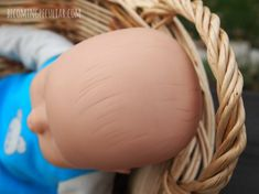 How to Remove Ink Stains from a Doll 4
