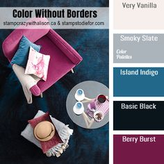 January Color Without Borders Color Palette 1