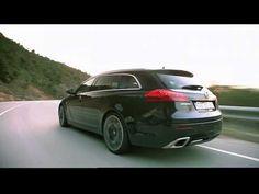 Insignia OPC SportsTourer - YouTube