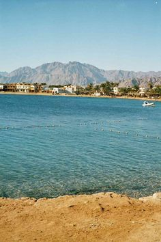 Dahab, Egypt location of our next kitesurfing holiday