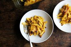 Baked Penne with Butternut-Sage Sauce Recipe on Food52 recipe on Food52