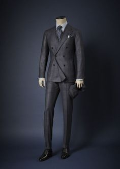 men's made to measure kiton suits