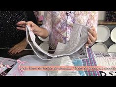 Veja como fazer uma linda mochila para a criançada! - YouTube