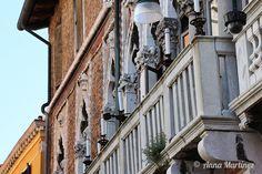 Balcony Venice, Italy 2015