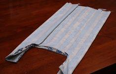 PamPau: Kauppakassin ompeluohje Sewing Projects, Outdoor Blanket, Bags, Ideas, Handbags, Taschen, Purse, Purses, Bag