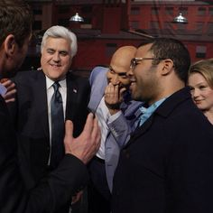 Gerard Butler tells a story backstage to Jay, Key & Peele and Crystal Bowersox (3/25/13) #TonightShow