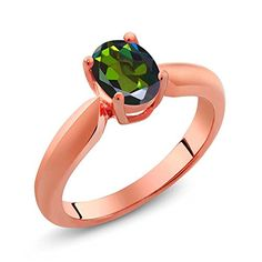 095 Ct Oval Green Mystic Topaz Rose Gold Plated Sterling Silver Ring -- For more information, visit image link. (This is an affiliate link) Promise Rings For Her, Gold Plated Rings, Mystic Topaz, Vintage Engagement Rings, Rose Gold Plates, Sterling Silver Rings, Diamond Earrings, Image Link, Women Jewelry
