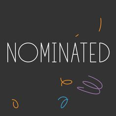 Dunno if you noticed or not, but you're nominated for the Webby Award for Website Community. Congrats! You have until Thursday, midnight, to vote for yourselves.(And if you feel like voting for all things Tumblr, here ya go.)