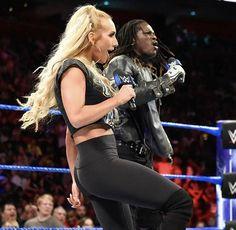 R-Truth w/ Carmella defeat Miz w/Maryse