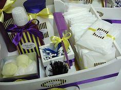 Kit toillete personalizado                                         L'atelier Lembranças Exclusivas R$ 210,00
