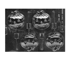 Halloween Pumpkin Chocolate Mold