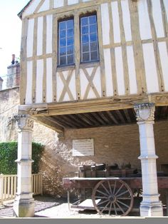 Beaune, musée du vin de Bourgogne - foto ottobre 2010