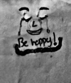 Life is hard but................................................................be happy