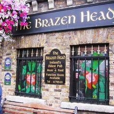 Brazen Head, oldest pub in Ireland