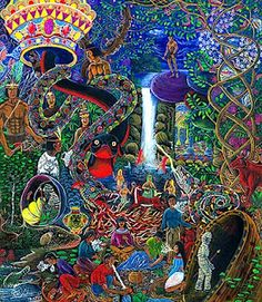 Pablo Amaringo: Ayahuasca Visions