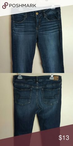 AE jeggings These have no signs of wear. In excellent condition. American Eagle Outfitters Jeans Skinny