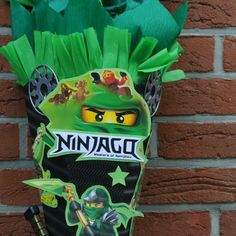 04 ninjago Schultüte