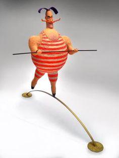 """Fat Wallenda"" by Jose Tobar"