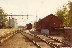 Fjugesta | Fjugesta godsmagasin i augusti 1969. Örebro centralförenings stora ...