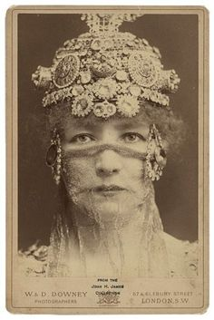 Sarah Bernhardt (1844-1923) was a French stage and early film actress, and has…